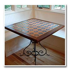 Talavera Table